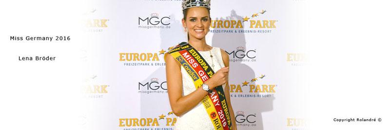 Miss Germany watch